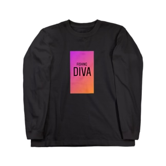 fishingDIVA Long sleeve T-shirts