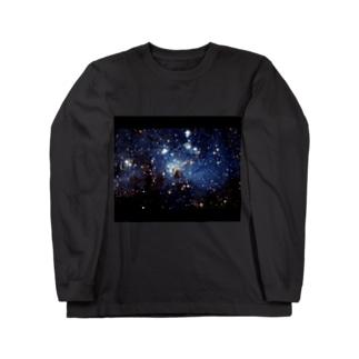 大マゼラン星雲の星形成領域、LH 95 Long sleeve T-shirts