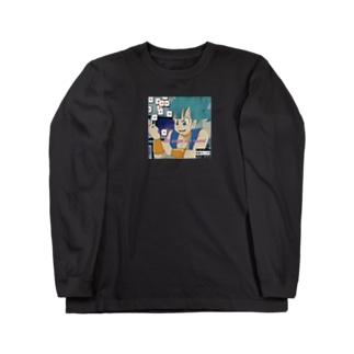 焦燥KILLLIFE Long sleeve T-shirts