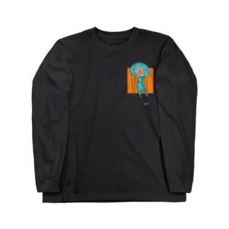 臓物生物 Long sleeve T-shirts