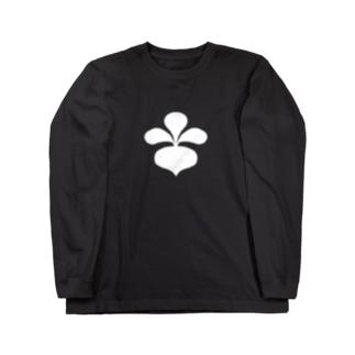 株主Tシャツ Long sleeve T-shirts