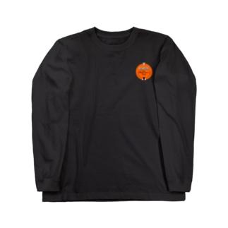 ビッグマウスくん / ロゴ Long sleeve T-shirts