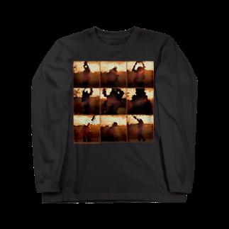 GubbishのThe Texas Chain Saw Massacre Long sleeve T-shirts
