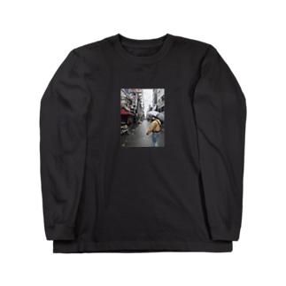 かなやま Long sleeve T-shirts