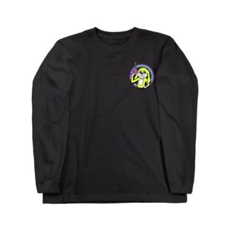 SHOOT THE MOON ロンT Long sleeve T-shirts