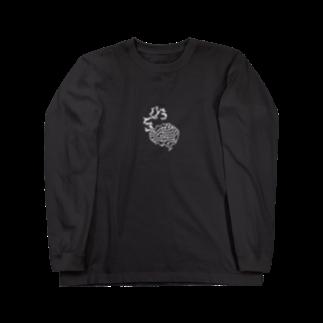 *MONOGATARIの503~脳内過負荷~ Long sleeve T-shirts