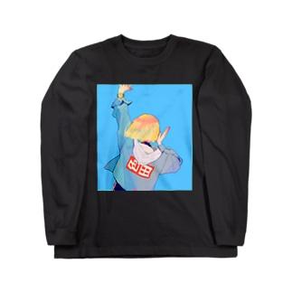 春! Long sleeve T-shirts