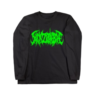 SICKZOMBIE Long sleeve T-shirts