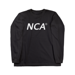 油谷 恵太のNCA®︎ Long sleeve T-shirts