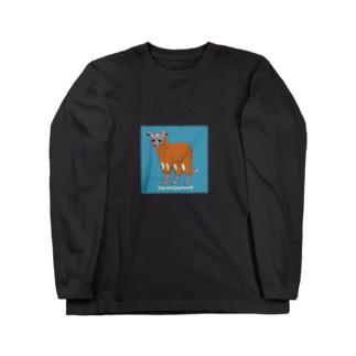 例の服のイタグレ Long Sleeve T-Shirt