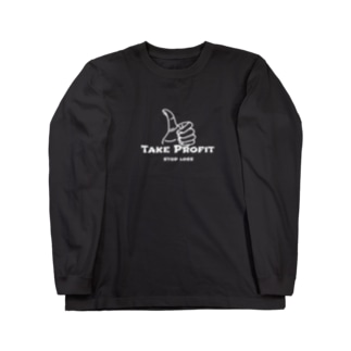 利大損小☆ Long sleeve T-shirts