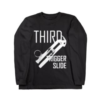 THIRD Long sleeve T-shirts