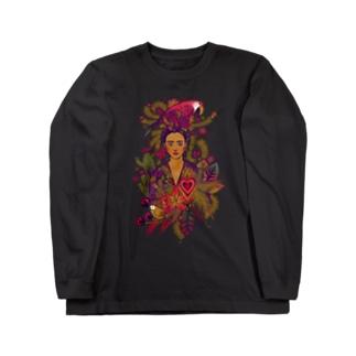 Frida Long sleeve T-shirts