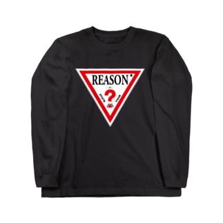 Reason Long sleeve T-shirts