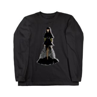 Design  sketch Long sleeve T-shirts