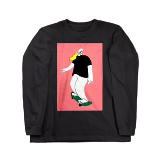 "shinri murakami "" SWAG GIRL "" Long sleeve T-shirts"