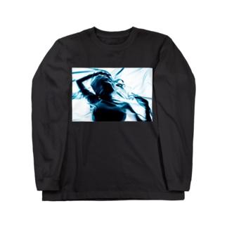 窒息(A) Long sleeve T-shirts