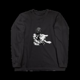 禾火の序章の序章Tシャツ Long sleeve T-shirts
