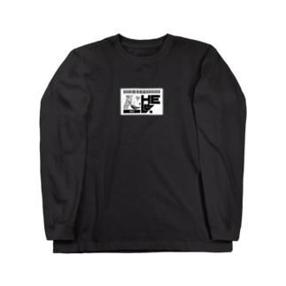 No.006 魔王×偵察  ロンT Long sleeve T-shirts