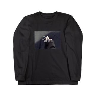 Too late tee 🚬 Long sleeve T-shirts