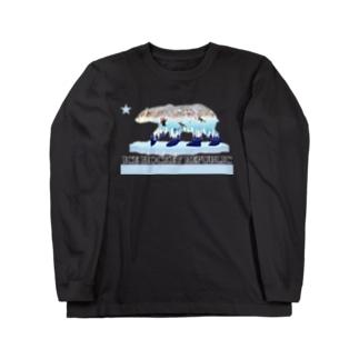 Hilo Diego Tee Factory By MuuMuuMamaのアイスホッケー リパブリック Long sleeve T-shirts