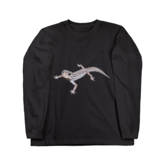 N-Reptilesのスーパーマックスノー Long sleeve T-shirts