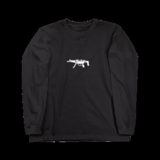 40's talonのmp5 黒 Long sleeve T-shirts