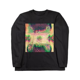 『人間疾患』 Long sleeve T-shirts