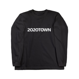 2020TOWN Long sleeve T-shirts