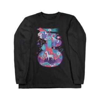 Wonderland Long sleeve T-shirts