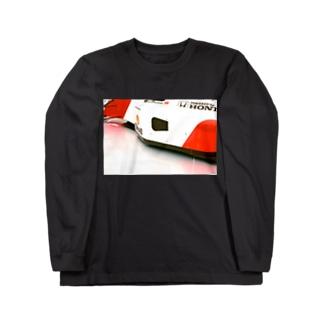 McLaren HONDA Long sleeve T-shirts