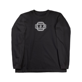 SBD SIMPLE LOGO 04 W Long sleeve T-shirts