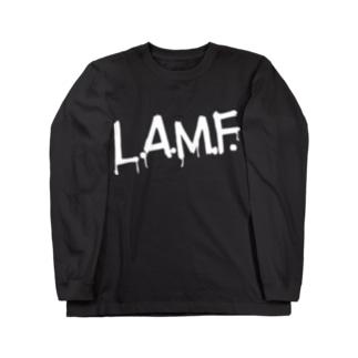 L.A.M.F Long sleeve T-shirts