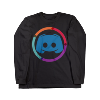 """G""のDiscord:Color Long sleeve T-shirts"