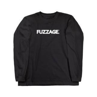 FUZZAGE No.1 Long sleeve T-shirts
