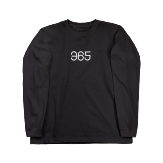 365 days projectの365Tシャツ 03 Long sleeve T-shirts
