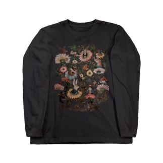floral alchemy Long sleeve T-shirts