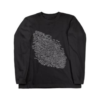 小魚軍団 Long sleeve T-shirts