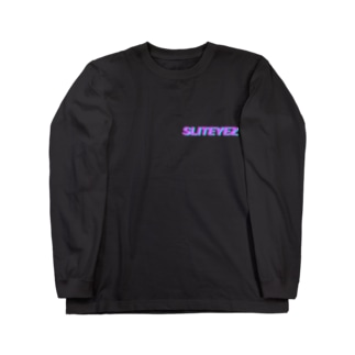SLIT EYEZ®️【STAY STRONG】 Long sleeve T-shirts