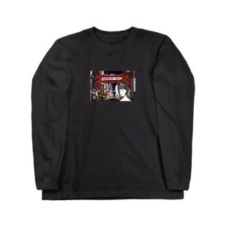歌舞伎町の女王 Long sleeve T-shirts
