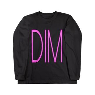 DIM_A_DARA PINK/DB_29 Long sleeve T-shirts