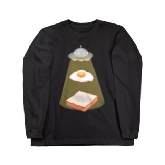 極悪非道なUFO Long Sleeve T-Shirt