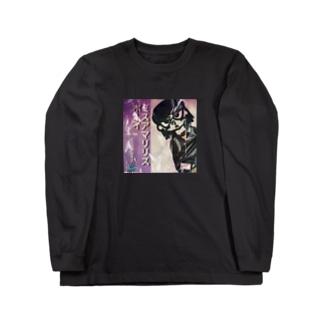 Ms Amaryllis レコード Long sleeve T-shirts