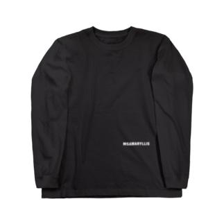 Ms Amaryllis BASIC LOGO 2 Long sleeve T-shirts