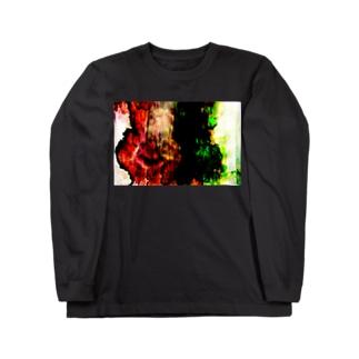abstruct1 Long sleeve T-shirts