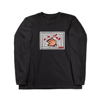 ケジメ Long sleeve T-shirts