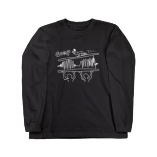コンプレッサー Long sleeve T-shirts