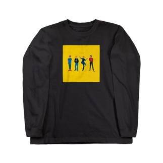 ぱーくらいふ Long sleeve T-shirts