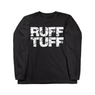 RUFF & TUFF Long sleeve T-shirts