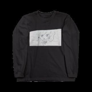 SAKI HOTAEのSHINGiRL Long sleeve T-shirts
